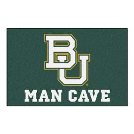 Baylor University  Man Cave Starter Mat, Rug Carpet