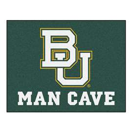 Baylor University Man Cave All-Star BU Logo