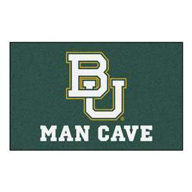 Baylor University Man Cave UltiMat BU Logo