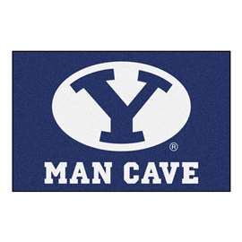 Brigham Young University  Man Cave Starter Mat, Rug Carpet