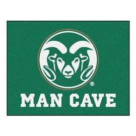 Colorado State University  Man Cave All-Star Mat, Rug Carpet