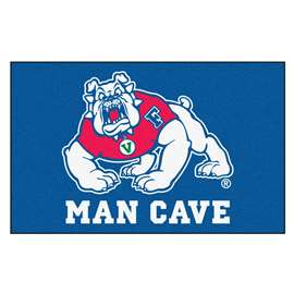 Fresno State Man Cave UltiMat Rectangular Mats