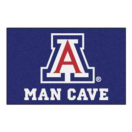 University of Arizona Man Cave Starter Rectangular Mats