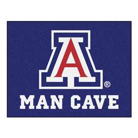 University of Arizona Man Cave All-Star Rectangular Mats