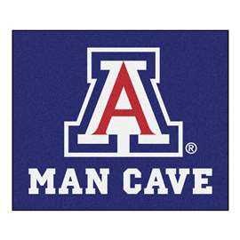 University of Arizona Man Cave Tailgater Rectangular Mats