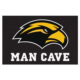 University of Southern Mississippi  Man Cave Starter Mat, Rug Carpet