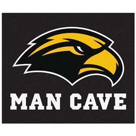 University of Southern Mississippi  Man Cave Tailgater Mat, Rug Carpet