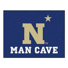 U.S. Naval Academy Man Cave All-Star Rectangular Mats