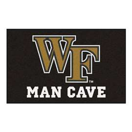 Wake Forest University  Man Cave UltiMat Mat, Rug Carpet