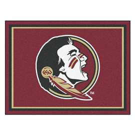 Florida State University  8x10 Rug Rug Carpet Mats