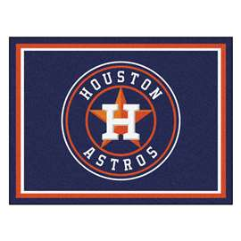MLB - Houston Astros 8x10 Rug Plush Rugs