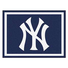 MLB - New York Yankees 8'x10' Rug  8x10 Rug