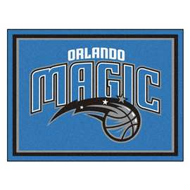 NBA - Orlando Magic 8x10 Rug Plush Rugs