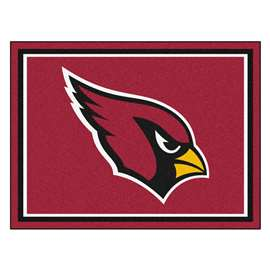NFL - Arizona Cardinals 8x10 Rug Plush Rugs