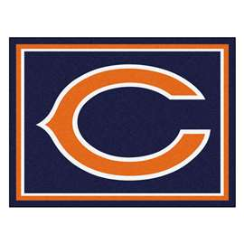 NFL - Chicago Bears 8x10 Rug Plush Rugs