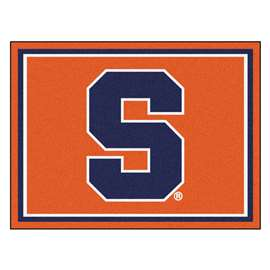 Syracuse University  8x10 Rug Rug Carpet Mats