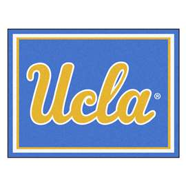 University of California - Los Angeles (UCLA) 8x10 Rug Plush Rugs