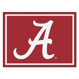 University of Alabama  8x10 Rug Rug Carpet Mats