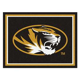 University of Missouri  8x10 Rug Rug Carpet Mats