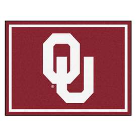 University of Oklahoma  8x10 Rug Rug Carpet Mats