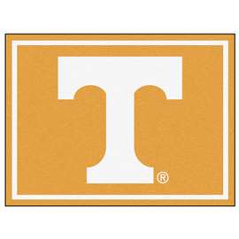 University of Tennessee 8x10 Rug Plush Rugs