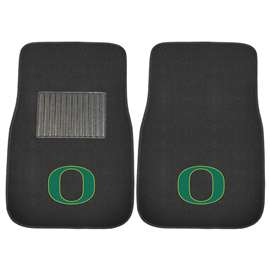 University of Oregon  2-pc Embroidered Car Mat Set