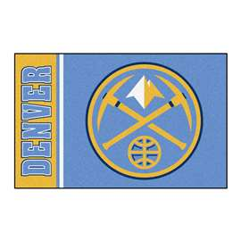 NBA - Denver Nuggets Starter Mat Rectangular Mats