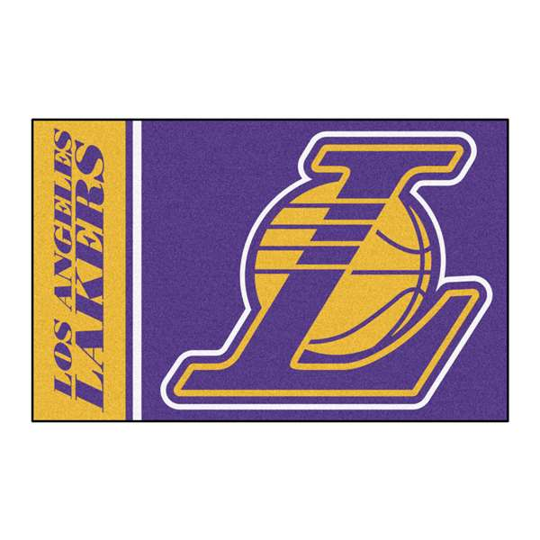 NBA - Los Angeles Lakers Starter Mat Rectangular Mats