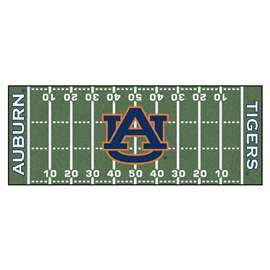 Auburn University  Football Field Runner Mat Rug Carpet
