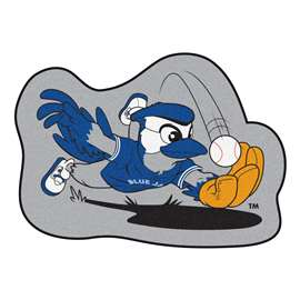 MLB - Toronto Blue Jays Mascot Mat Custom Shape Rugs