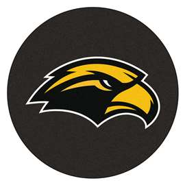 University of Southern Mississippi Puck Mat Ball Mats