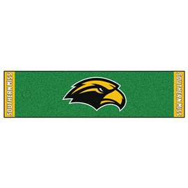 University of Southern Mississippi Putting Green Mat Golf Accessory
