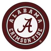 University of Alabama  Roundel Mat Mat, Rug , Carpet