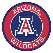 University of Arizona Roundel Mat Round Mats