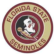 Florida State University  Roundel Mat Mat, Rug , Carpet