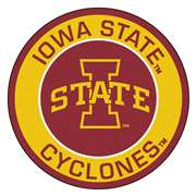 Iowa State University  Roundel Mat Mat, Rug , Carpet