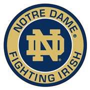 Notre Dame Roundel Mat Round Mats