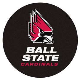 Ball State University Puck Mat Ball Mats