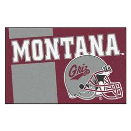 University of Montana Starter Mat Rectangular Mats