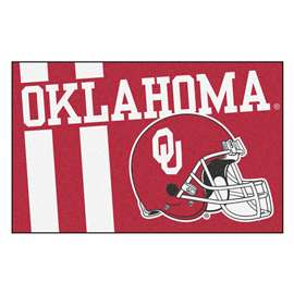 University of Oklahoma  Starter Mat Mat, Rug , Carpet