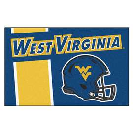 West Virginia University  Starter Mat Mat, Rug , Carpet
