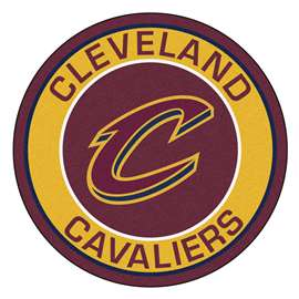 NBA - Cleveland Cavaliers Roundel Mat Round Mats