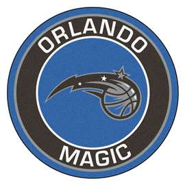 NBA - Orlando Magic Roundel Mat Round Mats