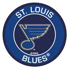 NHL - St. Louis Blues Roundel Mat Round Mats
