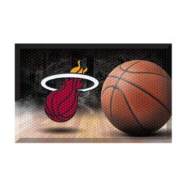 NBA - Miami Heat  Scraper Mat Mat, Rug , Carpet
