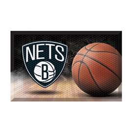 NBA - Brooklyn Nets  Scraper Mat Mat, Rug , Carpet