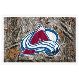 "NHL - Colorado Avalanche Mat, Rug , Carpet 19""x30"""