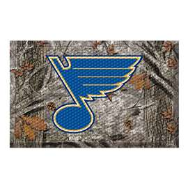 NHL - St. Louis Blues Scraper Mat Scraper Mats