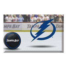 "NHL - Tampa Bay Lightning Mat, Rug , Carpet 19""x30"""