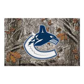"NHL - Vancouver Canucks Mat, Rug , Carpet 19""x30"""